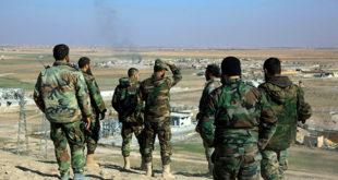 Сиријска армија надире према Раки коју је Исламска држава прогласила за своју престоницу 8