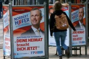 ОТКРИВЕНА ПРЕВАРА на председничким изборима у Аустрији!