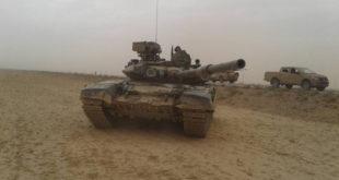 Офанзива на Раку: 220 удара руских авиона, уништени тенкови, ликвидирано 450 терориста (видео) 2