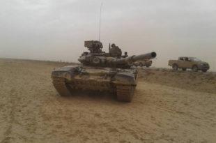 Офанзива на Раку: 220 удара руских авиона, уништени тенкови, ликвидирано 450 терориста (видео)