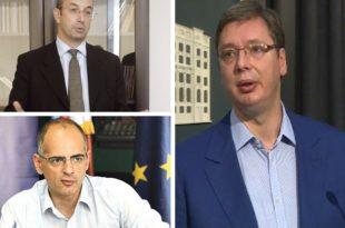 Прочитајте како је Вучић заратио са ЕУ због једног чмара