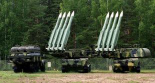 """Успешно тестиран нови зенитни ракетни систем средњег домета """"Бук-М3"""" 4"""
