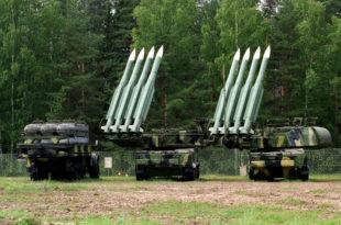 """Успешно тестиран нови зенитни ракетни систем средњег домета """"Бук-М3"""""""