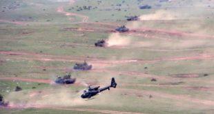 Војска на Пештеру увежбавала одбијање напада на Србију из два правца 5