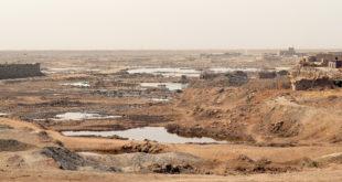 Знамења наших дана: пресушује библијска река Еуфрат (фото) 3