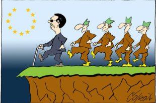ДСС: Бесмислено је тврдоглаво срљање Србије у ЕУ, Вучићева европска политика доживела потпуни слом