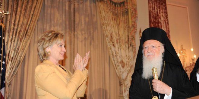 вартоломеј поцепао православље 1