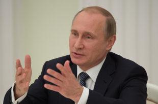 Путин: Ситуација на Блиском истоку се драстично заоштрила