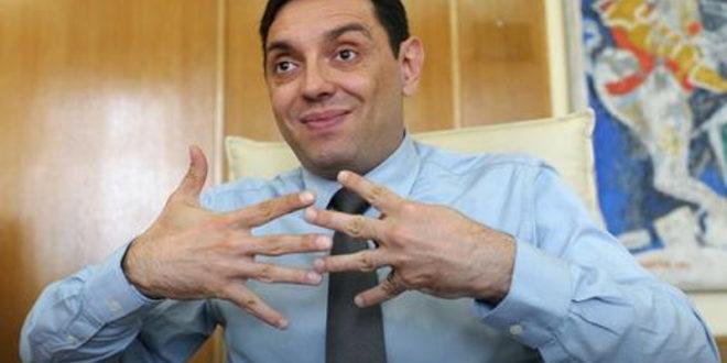 МУП одбија да испита како је Александар Вулин купио стан на Звездари у вредности од 230.000 евра 1