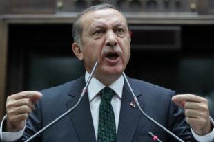 Ердоган грми на ЕУ и САД: Гледајте своја посла!