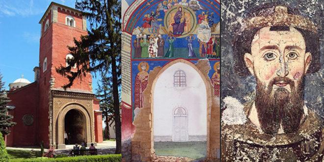 Ево како је крунисан први српски краљ – Стефан Првовенчани – у Жичи на Спасовдан 20 маја 1221. 1