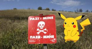 У Босни лове покемоне по минским пољима! 10