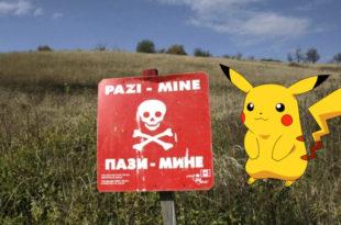 У Босни лове покемоне по минским пољима!