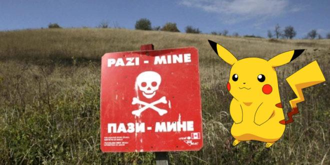 У Босни лове покемоне по минским пољима! 1