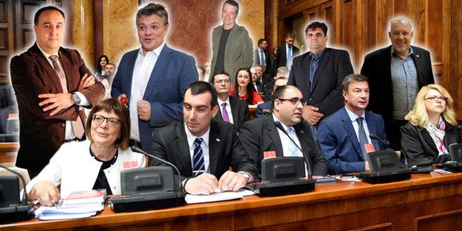 Реално, заболе их! Ови ликови више нису посланици у Скупштини, али и даље примају плату!