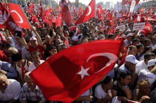 Истанбул: Ердоган је лопов и убица! 5