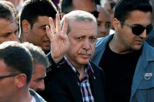 ЕРДОГАН РУШИ НАТО: Турски председник тражи Гуленову главу од САД, или ће разбити Алијансу!