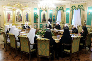 Синод РПЦ објавио да критски Сабор не сматра Свеправославним Сабором