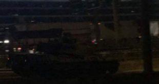 ВОЈНИ ПУЧ У ТУРСКОЈ: Тенкови на улицама Истанбула (видео) 3