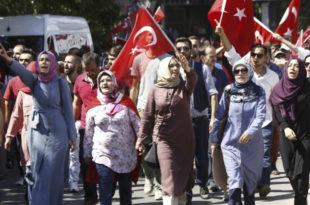 Ердоган: Турски народ хоће смртну казну, морам да их слушам