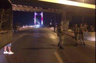 У Турској војска извела државни удар!