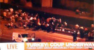 Турска војска отворила рафалну ватру на протестанте у Истанбулу, жестока битка на аеродрому (видео) 8