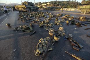Турска: Пропао покушај војног пуча, више од 260 мртвих, 1.440 рањених (видео)