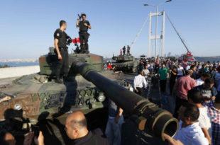 Шиптари организатори пуча у Турској?