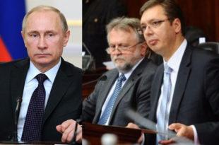 ШТА РАДЕ ОВИ ЉУДИ? – Вучић и Вујовић раскидају уговор са Русијом вредан 800 милона долара!?