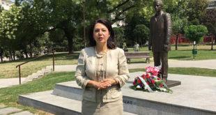 Санда Рашковић Ивић: Финансијски парк у Београду преименовати у Парк Гаврила Принципа 5