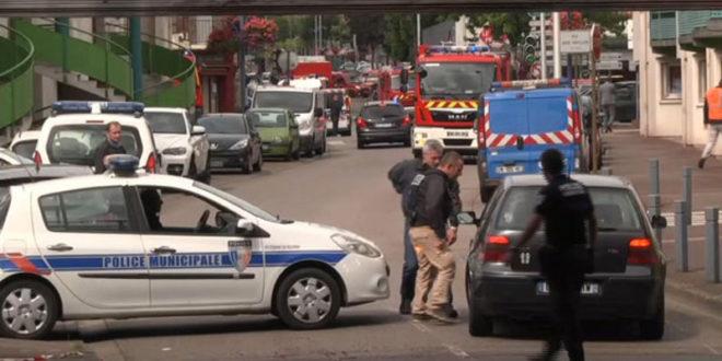 Француска: Џихадисти одсекли главу свештенику (86) у цркви, полиција их ликвидирала