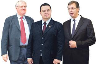 Ниш: СНС, СРС и СПС потписали коалициони споразум о формирању власти у граду