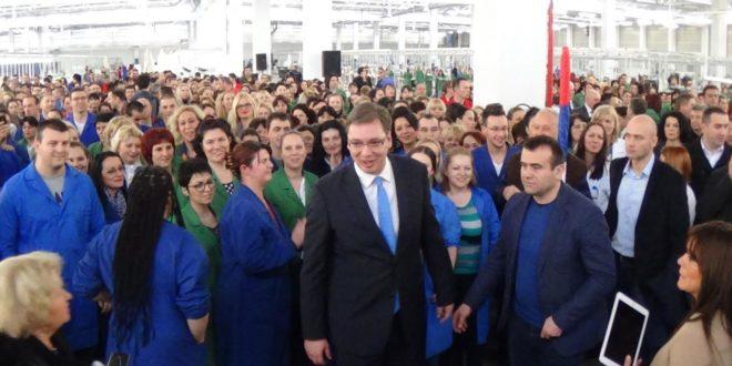 Геокс дефинитивно затвара фабрику у Врању, без посла 1.200 радника