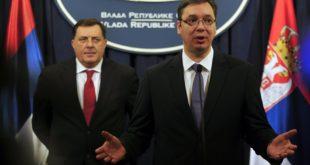 Вучић је и хрватски лобиста, интереси Хрватске су му важнији од интереса Републике Српске! 12