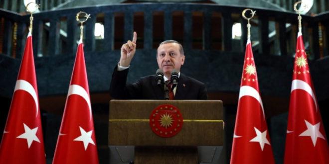 Ердоган: Зајмови од ММФ-а су ропство