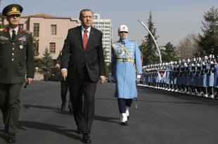 Турска: Издат налог за хапшење 300 припадника председничке гарде