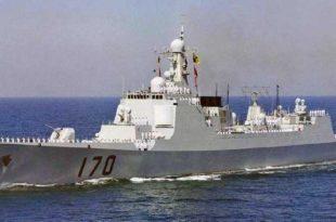 КИНЕЗИ ПОКАЗУЈУ СИЛУ – Након пресуде у Хагу, Пекинг показао нови разарач са вођеним ракетама (видео)