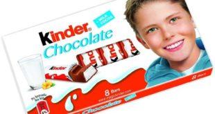 """Немци упозоравају: """"Киндер чоколадице канцерогене"""""""