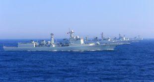 Пекинг блокирао део Јужног кинеског мора и упозорава све морнарице 8