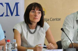 Љиљана Смајловић поднела оставку као главнa и одговорнa уредницa листа Политика