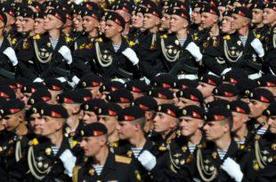Руска морнарица слави 320. годишњицу