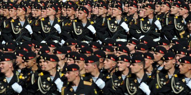 Руска морнарица слави 320. годишњицу 1