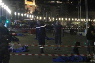 Арапски терориста у Ници убио 84 људи, више од сто повређених