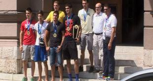 Рукометаши Универзитета у Нишу прваци Европе 8