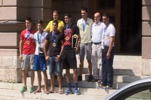 Рукометаши Универзитета у Нишу прваци Европе