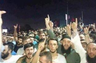 """Трујумф """"демократије"""" у Турској: Салафисти, Сиви вукови и сиријски терористи (фото)"""