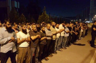 Mобилизација џихадиста у Турској што није забележено цео век 9