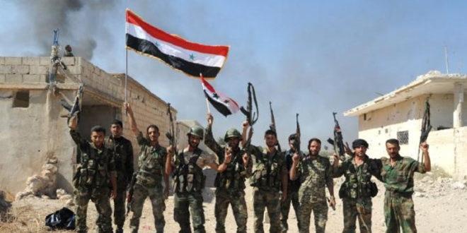 Асадова армија преузела пуну контролу над Бани-Зејдом, највећом тврђавом џихадиста у Алепу