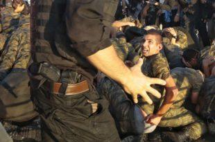 Турска суспендује Европску конвенцију о људским правима