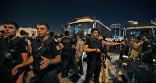 ВЕЛИКА ЧИСТКА НАКОН ПУЧА На удару судски систем, смењено скоро 3.000 турских судија 1